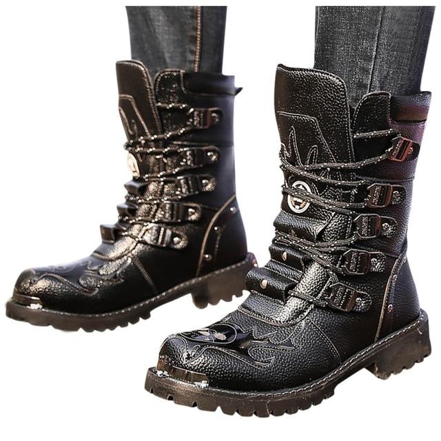 Biker Boots 3
