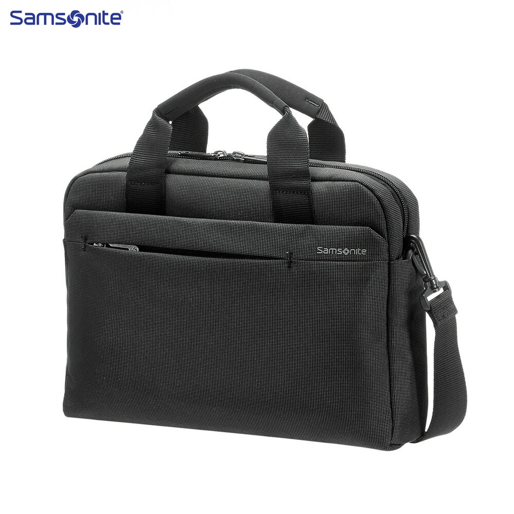 Фото - Laptop Bags & Cases Samsonite SAM41U00218 for laptop portfolio Accessories Computer Office a bag Men ladsoul 2018 women multifunction makeup organizer bag cosmetic bags large travel storage make up wash lm2136 g