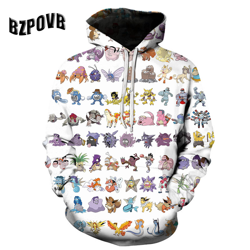 Anime Hoodie New Brand Hot Sale Harajuku Off White Print Autumn And Winter Men Hoodies 2019 Hip Hop Streetwear 2020 S-6XL