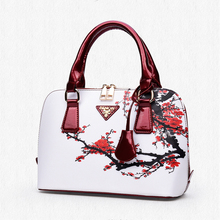 Fashion Wild National Style Shoulder Messenger Bag Casual Printing Portable Smal