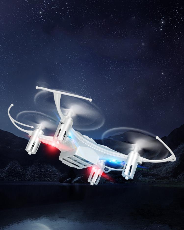 poziomem Quadcopter morza dron 32