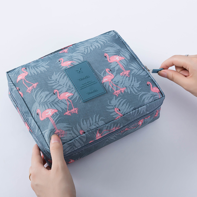 Fashion Cosmetic Bag Neceser Cosmetic Bag Косметичка Toiletries Storage Bag Waterproof Female Storage Cosmetic Bag