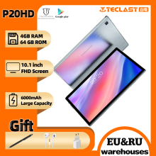 Teclast P20HD Tablet 10.1