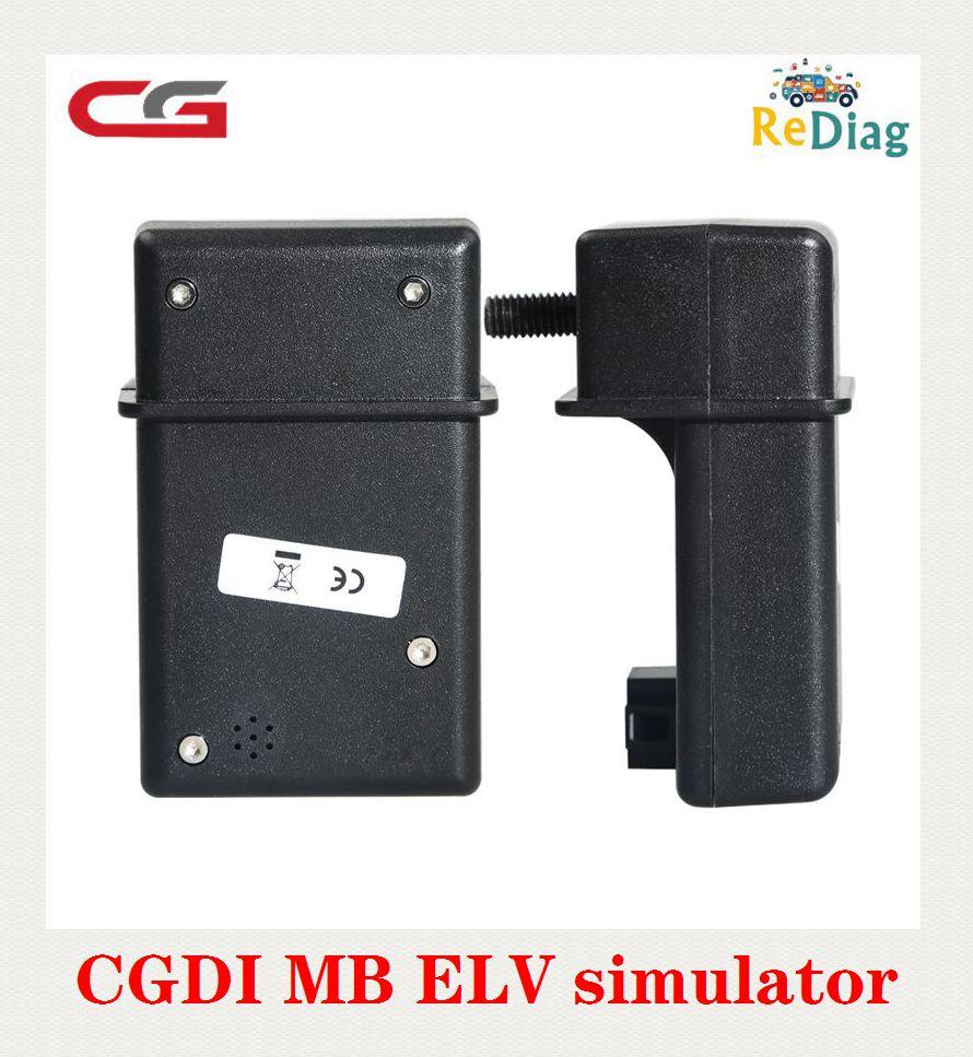 ESL ELV Emulator Simulator for Mercedes Benz W204 W207 W212 Work With VVDI MB BGA   CGDI MB