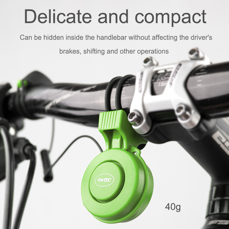 5pcs Mini MTB Bicycle Bike Bell Cycling Handlebar Horn Ring Scooter Alarm Safety