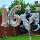 Silver Balloons 16 Y...