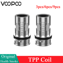 3 sztuk partia oryginalny VOOPOO TPP cewki DM1 DM2 DM3 DM4 siatki cewki dla TPP Pod TPP X Pod przeciągnij 3 przeciągnij X Plus przeciągnij X Pro przeciągnij S Pro zestaw tanie tanio NONE CN (pochodzenie) VOOPOO TPP Coil VOOPOO Drag 3 Drag X Plus Kit Podwójny DS 0 15ohm(DM1) 0 2ohm(DM2) 60~80W(DM1) 40~60W(DM2)