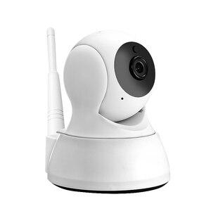 Image 1 - Câmera ip de segurança em casa áudio em dois sentidos hd 720p sem fio mini câmera 1mp visão noturna cctv câmera wi fi monitor do bebê