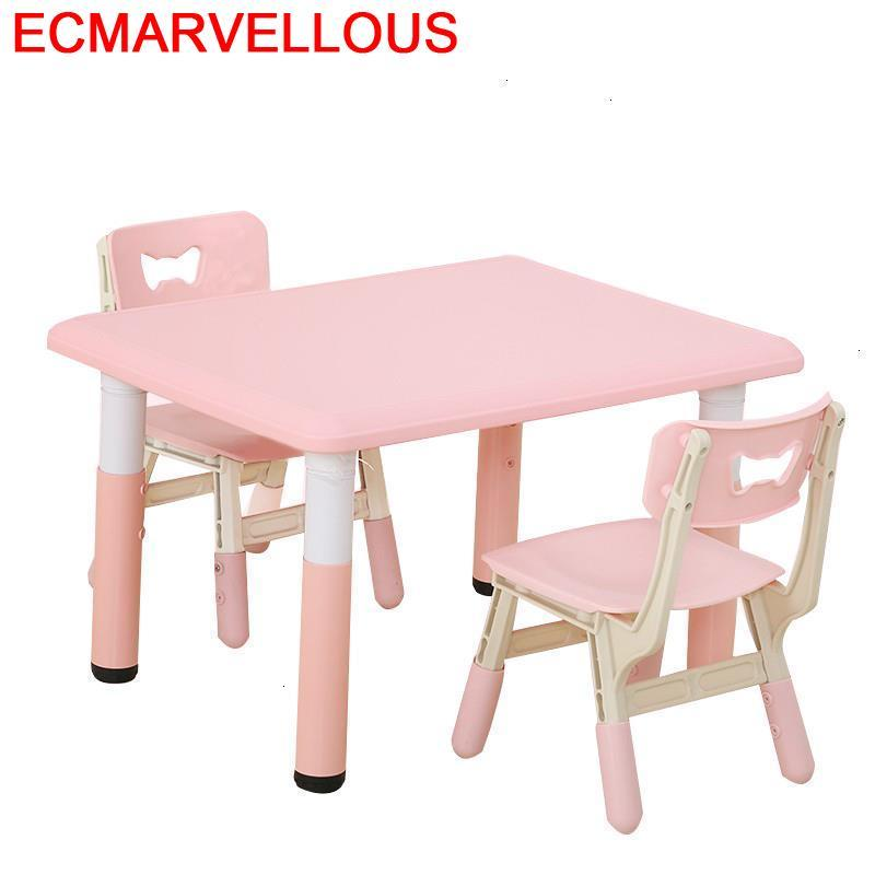 Scrivania Escritorio Infantil Tavolo Per Bambini Play Cocuk Masasi Kindergarten Kinder Enfant Study For Kids Children Table