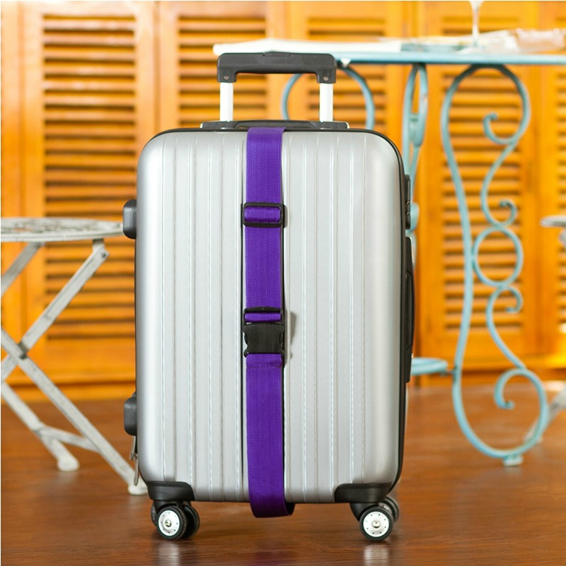 180 Cm Adjustable Travel Luggage Belt Portable Outdoor Organizers Luggage Box Protection Belt Baggage Suitcase Accessories