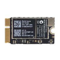 Bcm943224pciebt2 2.4/5g wifi bt 4.0 mini placa de rede pcie para mac os macbook