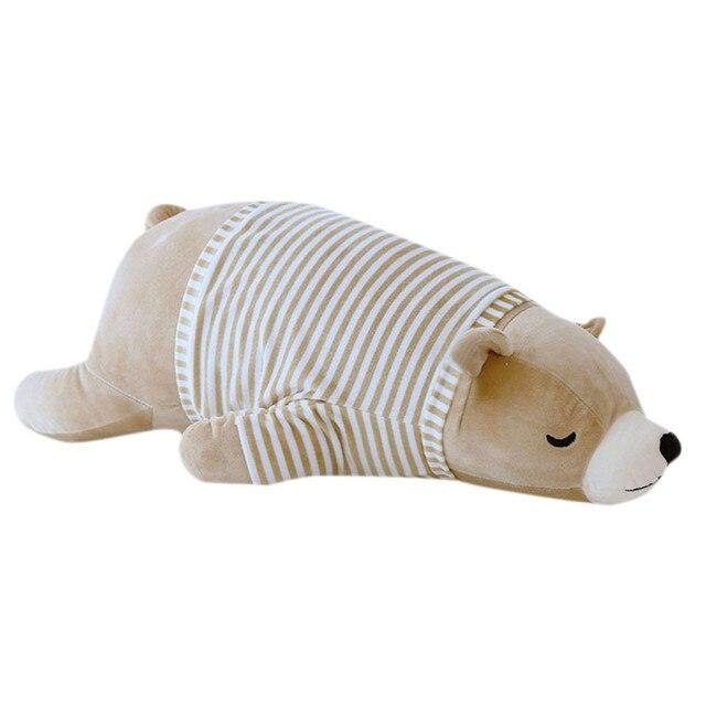 Children's Plush Toys Lovely Soft Polar Bear Animal Doll Toys Stuffed Plush Toy Home Party Wedding Kid Gift Toy