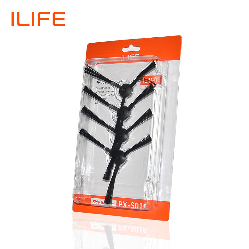 ILIFE V5s Pro V3s Pro A4s Sides Brush Accessories Parts Pack PX-S010