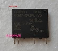цена на G3MC-202PL-VD-24VDC solid state relay