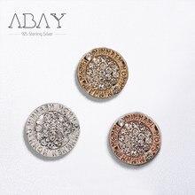925 prata esterlina pino venda quente moda elegante temperamento três cores diamante completo redondo brincos geométricos