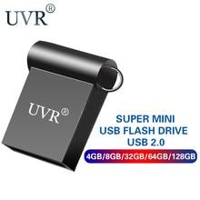 flash memory 4gb 8gb Mini Metal Usb Flash Drive 2.0 8gb 16gb 32gb 64gb 128gb Pendrive Waterproof Pen Drive 16gb Free Custom Logo цена