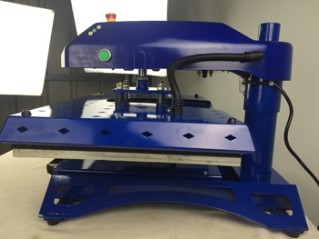 heat press machine for sublimation printing