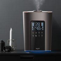 New Deerma Humidifier 5L Will Capacity On Water Intelligence Constant Humidity Purify Increase Wet Household Bedroom