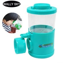 Insect Observation Magnifier Box Toy Magnifying Glass Set Bug Viewer Observe the Insects Children Explore the Nature Science