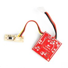 Receiver Main Board Plate Circuit Board Component Receive Plate for KY101 HJ14 LF608 S28 RC Drone Quadcopter Accessory цены онлайн