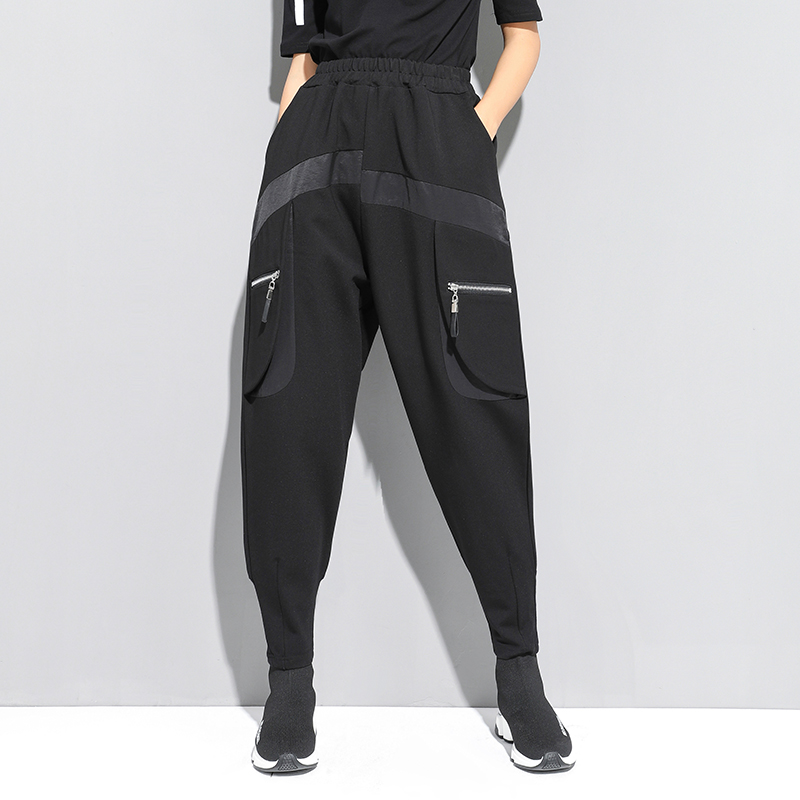 New harem pants women loose cargo pants casual pants streetwear women pants for women hot pants capris cargo pants women