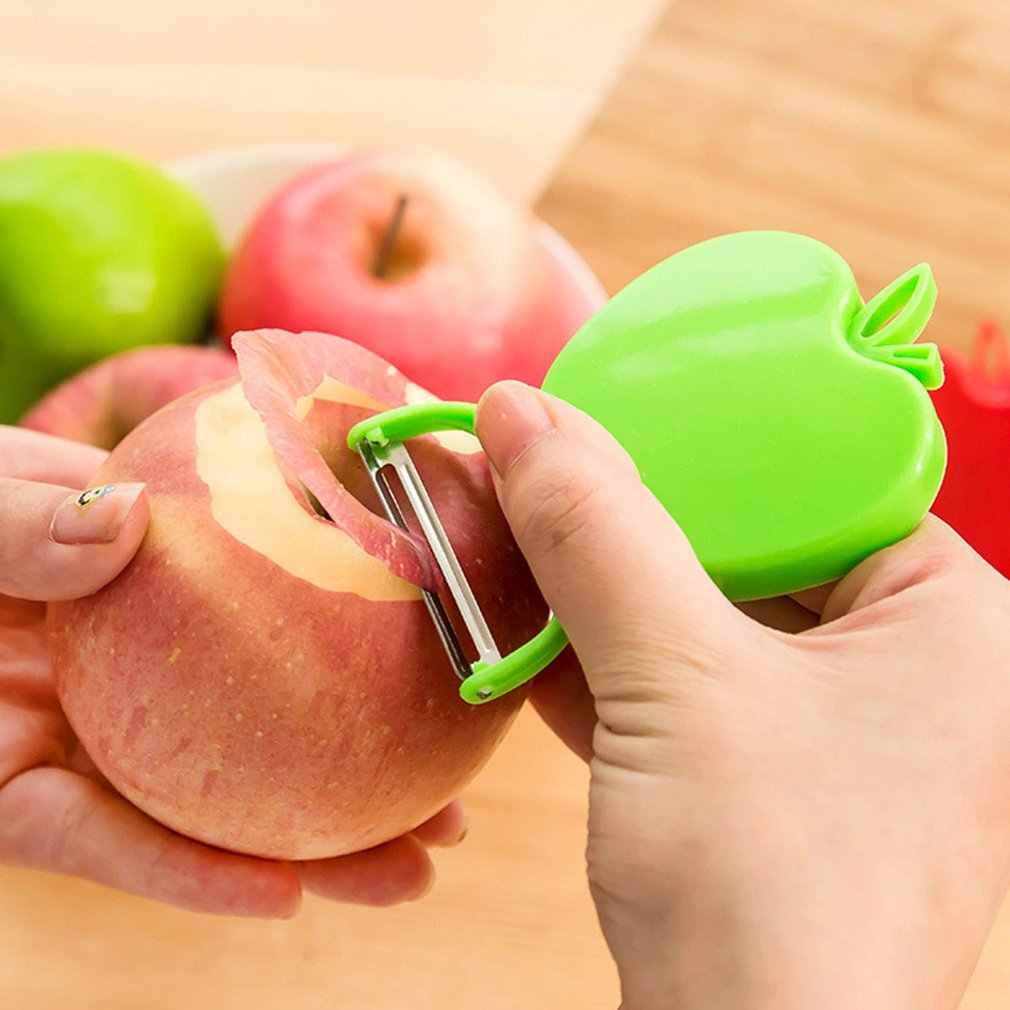 Wielofunkcyjny obieraczka do owoców przybory kuchenne, kreatywny nóż przenośny Mini domowego wygodny uchwyt