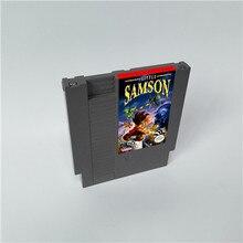 8 битный игровой картридж Little Samson с 72 контактами
