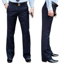 Костюм брюки 2020 новые мужские расклешенные формальные для