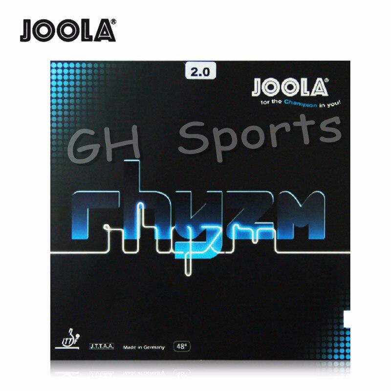 Joola RHYZM (Speed & Spin) Pimples In Table Tennis Rubber Ping Pong Sponge Tenis De Mesa