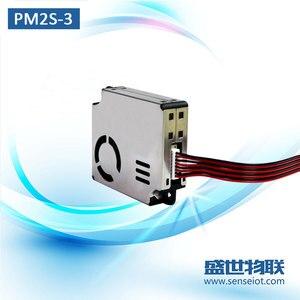 Image 3 - PM2S 3 PM2.5 Laser Dust Sensor Module Indoor Gas Detection Original Positive PMS9003M