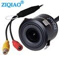 جديد HD للرؤية الليلية كاميرا للرؤية الخلفية سيارة زاوية واسعة مقاوم للماء عكس كاميرا لموقف السيارات دون دليل خط النسخ الاحتياطي HS074