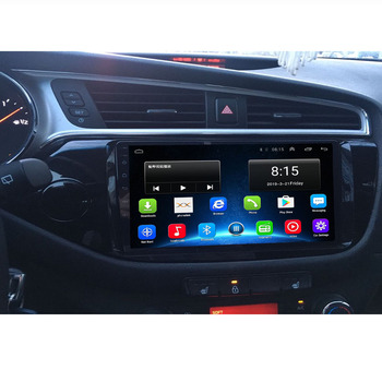 2020 2G+32G Android 10.0 DSP Car Radio Multimedia Video Player Navigation GPS For KIA Cee'd CEED JD 2012-2016 2 din no dvd image