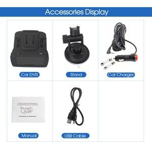 Image 5 - Ambarella a7la50 3 em 1 gps carro dvr câmera do carro anti radar carro detector traço cam gravador de vídeo 1296p speedcam hd 1080p strelka
