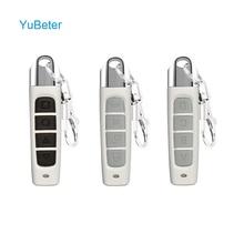 YuBeter 315 MHZ 433MHZ Afstandsbediening ABCD 4 Knoppen Clone Draadloze Afstandsbediening Duplicator Garagedeuropener Copy Controller
