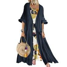 Fashion Dress Women Plus Size Dress Women Autumn Bohemian Loose Print Long Sleeve Butterfly Sleeve O-Neck 2PC Set Dress New цены