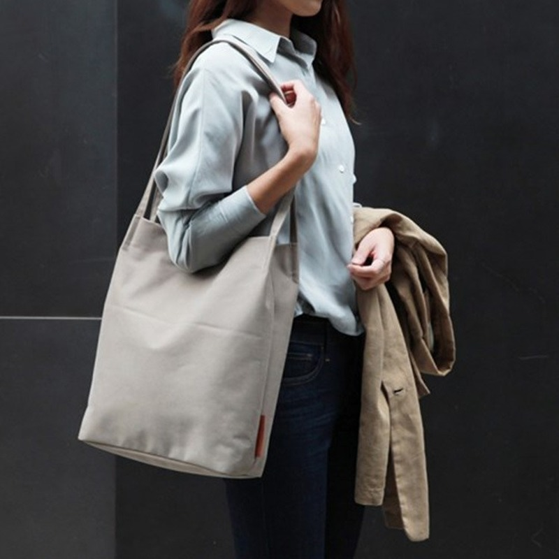 Office Bags For Women Big Capacity Shoulder Bags Hand Bags Briefcases Vintage Fashion Minimalist Handbags Casual Tote Bucket Bag