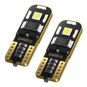 AUXITO 2x W5W T10 LED Canbus Error Free Car Interior Parking Light For Honda Civic Accord Crv Fit Jazz City HRV CR-V Accessories(China)