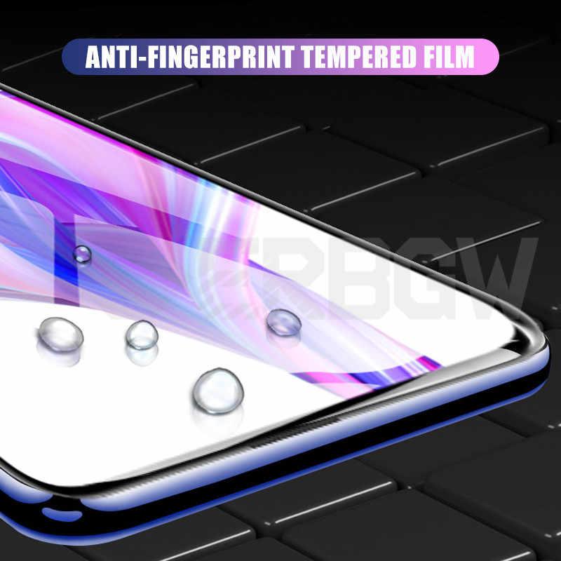 9D Защитное стекло для huawei Y5 Y6 Y7 Prime 2018 Y7S Защитное стекло для экрана Y6 Y7 Pro Y9 Prime 2019 пленка из закаленного стекла