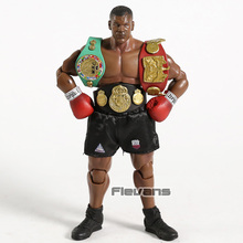 Storm Toys Boxing Champion Mike Tyson 1/12 Scale PVC Action Figure Figurine Model Toy
