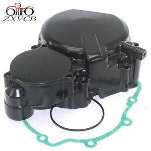 Обмотка двигателя для SUZUKI, обмотка картера двигателя, для SUZUKI GSX-R600 2006-2016 GSXR, GSX-R750, 600, 750, статор генератора, боковая крышка