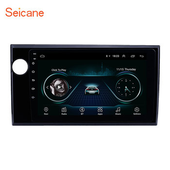 Seicane 9 inch Car GPS Navigation Android 9.1 Radio Stereo for Honda BRV LHD 2015-2017 support Carplay DVR OBD Rearview camera image