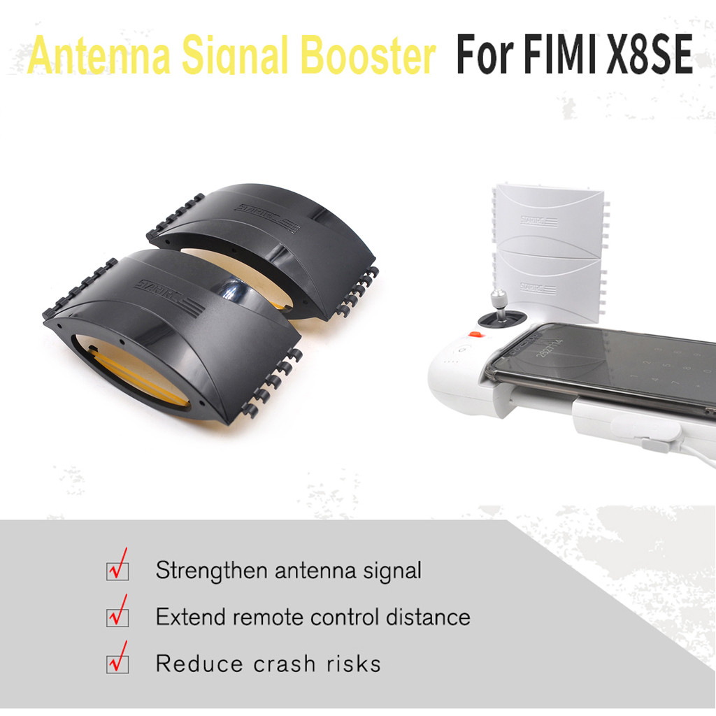 Antenna-Range-Booster Amplifier Drone Quadcopter Signal-Extender Rc-Drone Fimi X8 Toys