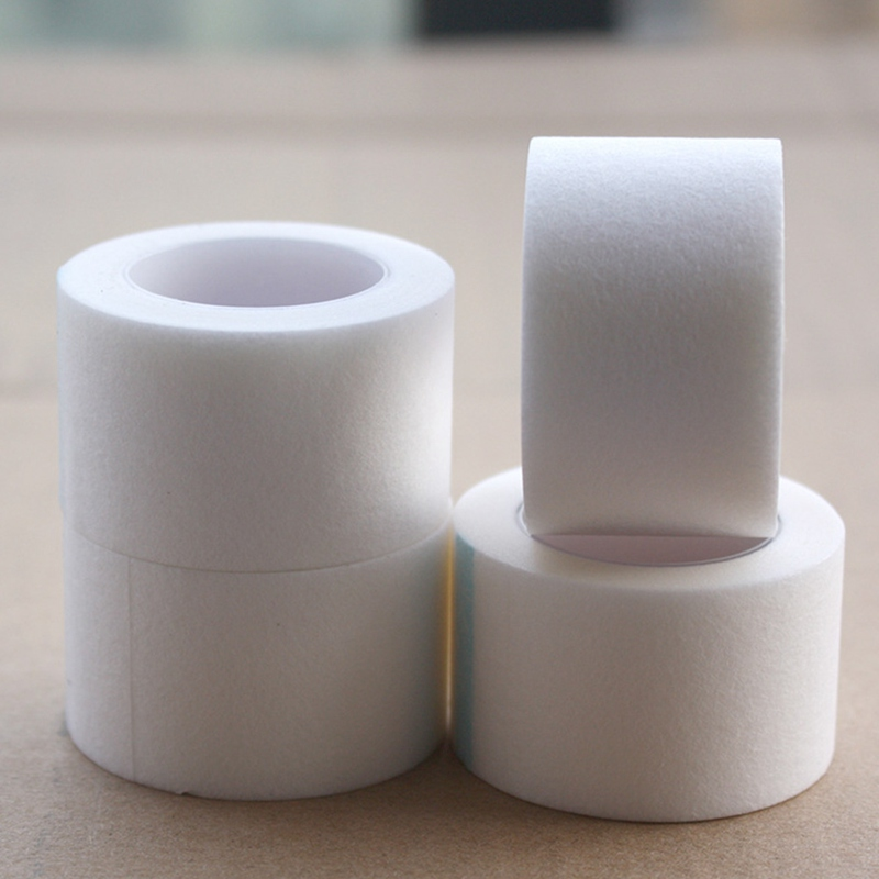 1PC Transparent   Tape Breathable   Tape Wound Injury Care 1.25cm/ 2.5cm /5cm Widths Available Quality Brand