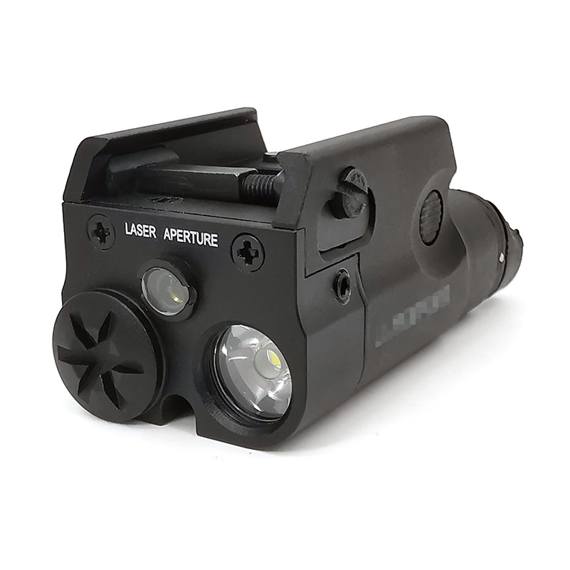 branco caça airsoft para glock 20mm
