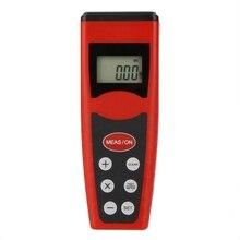 Ручной CP-3000 ультразвуковые дальномеры surveyor одометр с лазерной точкой и ЖК-подсветкой