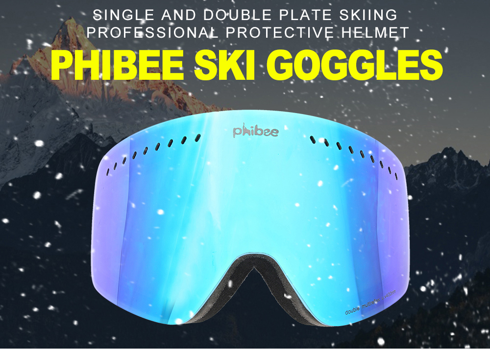 children`s ski goggles