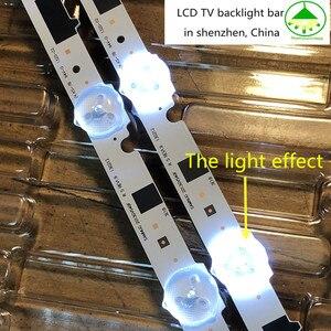 Image 5 - 14 шт., светодиодные панели для телевизора Samsung UE40F6200AK UE40F6320AK UE40F6330AK UE40F6350AW, подсветка ленты L R, комплект 13 светодиодных ламп с линзами