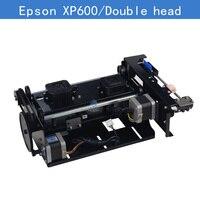 Hohe qualität! tinte reinigung system doppel kopf capping station Drucker Eco Solvent für xp600 Kopf-in Drucker-Teile aus Computer und Büro bei