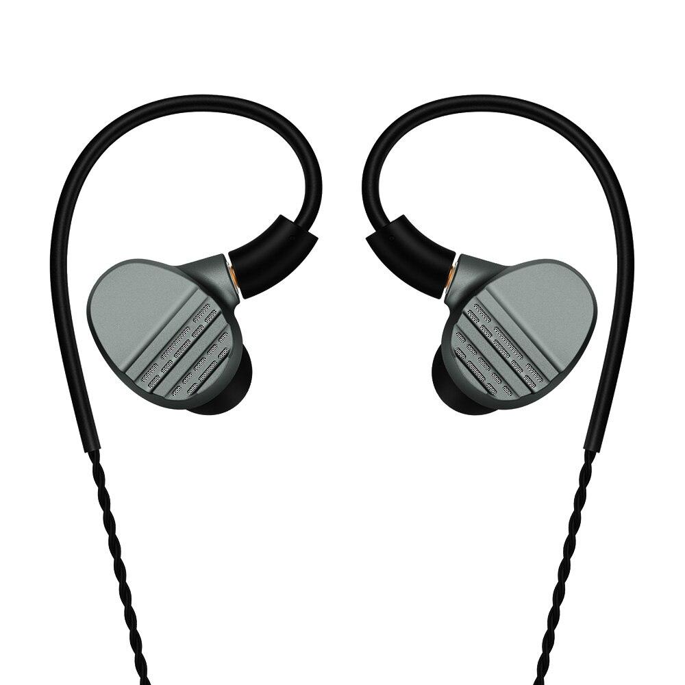 KBEAR Flagship HI7 6BA + 1DD Hybird in Ear Earbud Fone De Ouvido Fone de Ouvido de ALTA FIDELIDADE DJ Correr Desporto KEEAR F1/Opala /KB06/KB10 YINYOO V2/CINZAS