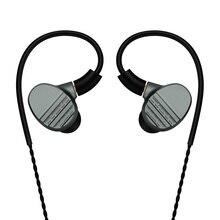 KBEAR سماعة أذن HI7 6BA + 1DD Hybird سماعة أذن HIFI DJ رياضية للركض سماعة أذن KEEAR F1/أوبال/KB06/KB10 V2/ASH